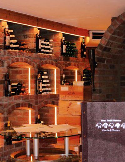 vinska klet led osvetlitev