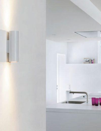 LED svetila v hiši