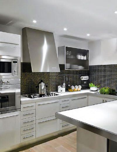 led osvetlitev kuhinje