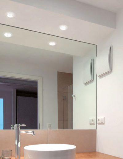 led osvetlitev kopalnice
