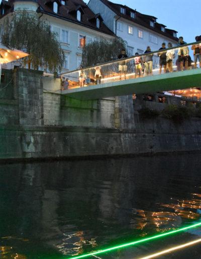 led profili most ljubljanica